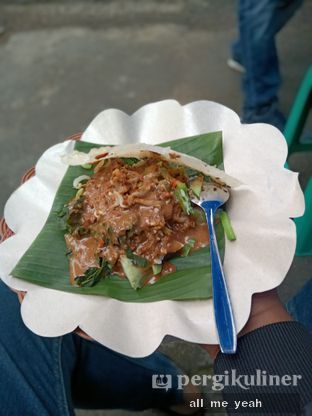 Foto 1 - Makanan di Pecel Madiun Non Keyin oleh Gregorius Bayu Aji Wibisono