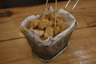 Foto 4 - Makanan(XXL Crispy Chicken) di Fat Bubble oleh Lia Harahap