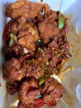 Foto 2 - Makanan(Jimbo Sambal Terasi) di Fried Chicken Master oleh thomas muliawan