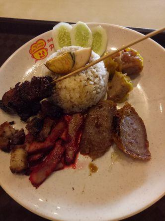 Foto Makanan di Nasi Campur Putri Kenanga