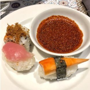 Foto 10 - Makanan di Catappa Restaurant - Hotel Grand Mercure Kemayoran oleh Stellachubby