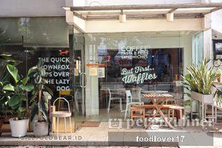 Foto review BROWNFOX Waffle & Coffee oleh Sillyoldbear.id  15