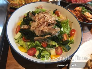 Foto review WAKI Japanese BBQ Dining oleh James Latief 9