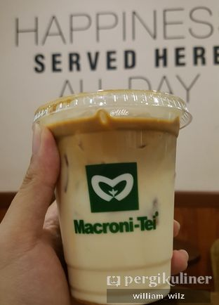 Foto 2 - Makanan di Macroni Tei Coffee oleh William Wilz