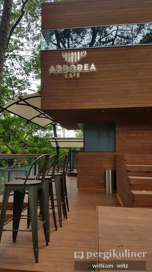 Foto 3 - Eksterior di Arborea Cafe oleh William Wilz