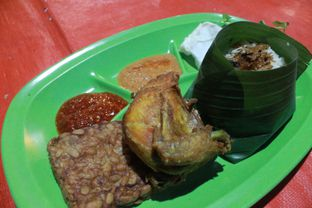 Foto review Nasi Uduk Ok oleh Eka M. Lestari 2