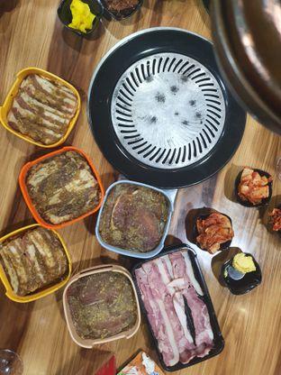 Foto 1 - Makanan di Cha Ra Da Korean BBQ oleh imanuel arnold