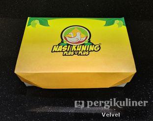 Foto 2 - Makanan di Nasi Kuning Plus - Plus oleh Velvel
