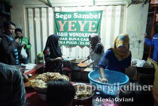 Foto review Sego Sambel Mak Yeye oleh @gakenyangkenyang - AlexiaOviani 1