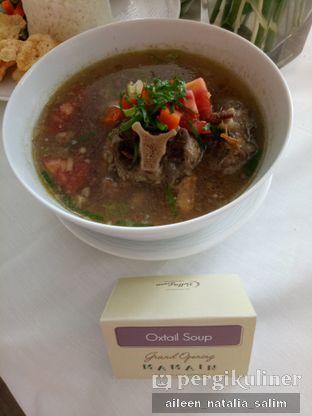 Foto 4 - Makanan(Oxtail Soup) di MAMAIN oleh @NonikJajan
