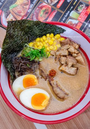 Foto 2 - Makanan di Bariuma Ramen oleh Indra Mulia
