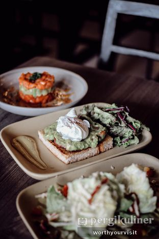 Foto 5 - Makanan di Back Office Bistro oleh Kintan & Revy @worthyourvisit