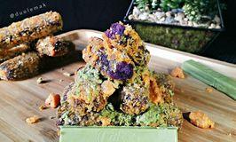 Sweet Potato - Raja Ubi Ungu Nugget