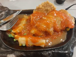 Foto - Makanan di Waroeng Steak & Shake oleh anteeeee