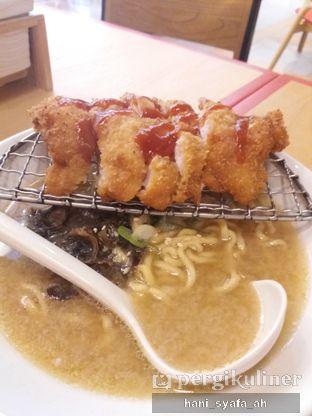 Foto 4 - Makanan(Cripsy Chicken Katsu Ramen) di Tokyo Belly oleh Hani Syafa'ah
