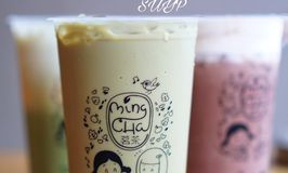 Ming Cha Bubble Tea