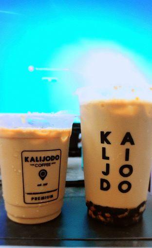 Foto - Makanan(Jodo Kopi Susu & Si Lorenk Latte) di Kalijodo Coffee oleh Dyan Nitasari