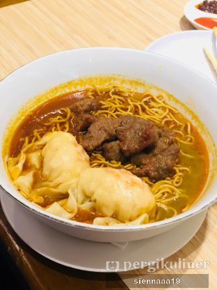 Foto 4 - Makanan(beef curry soup noodle) di Wan Treasures oleh Sienna Paramitha