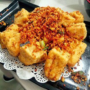 Foto 7 - Makanan(Salt Pepper Tofu) di Legend Kitchen oleh duocicip
