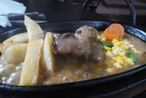 Foto Double Steak