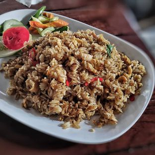 Foto 1 - Makanan(Nasi Goreng Ayam) di Kedai Kita oleh fatty the foodist