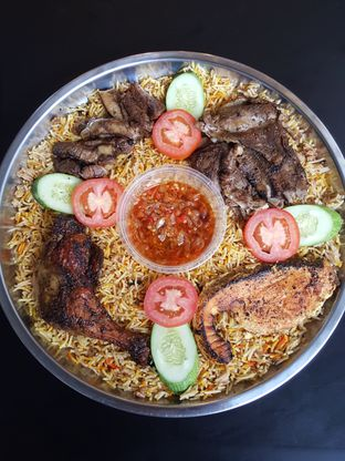 Foto 1 - Makanan di Kebuli Ijab Qabul oleh Stallone Tjia (@Stallonation)