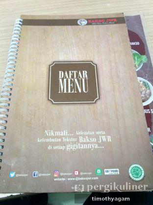 Foto review Bakso JWR oleh Kuliner Sama Agam 14