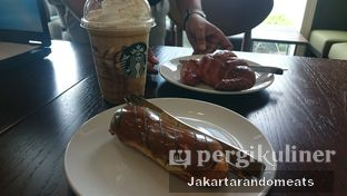 Foto 1 - Makanan di Starbucks Coffee oleh Jakartarandomeats