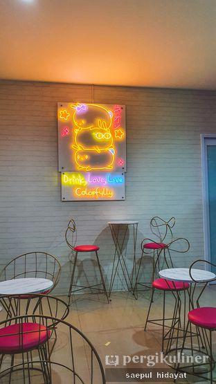 Foto review Neon Tea Bar oleh Saepul Hidayat 7