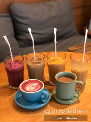 Foto 1 - Makanan di Sleepyhead Coffee oleh Cubi