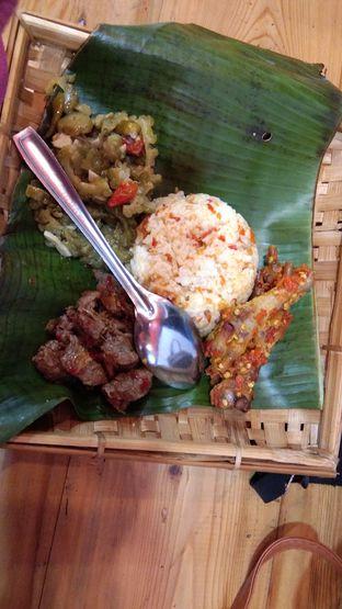 Foto 2 - Makanan di Nasi Ulek Jontor oleh talita meyriska