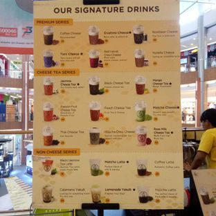 Foto 2 - Menu di Yobe Cheese Tea oleh duocicip