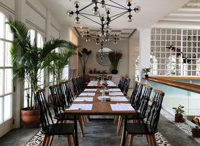 6 Restoran Untuk Makan Malam Saat Natal di Jakarta Barat