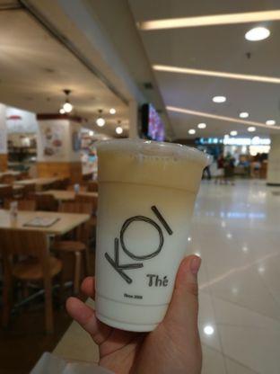 Foto review KOI The oleh Taster Spoiler 1