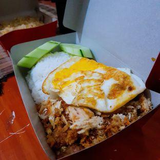 Foto review Ayam Geprek Madu oleh El Yudith 3