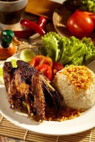 Foto 1 - Makanan di Bebek Bentu oleh belia Calya