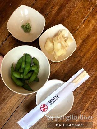 Foto 2 - Makanan di Umaku Sushi oleh riamrt