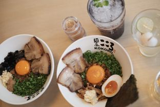 Foto review Kokoro Tokyo Mazesoba oleh Vici Sienna #FollowTheYummy 5