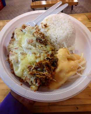 Foto - Makanan di Ayam Geprakk oleh Jacklyn  || IG: @antihungryclub