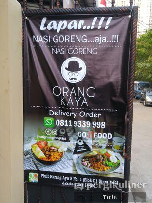 Foto review Nasi Goreng Orang Kaya oleh Tirta Lie 4