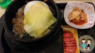 Foto 3 - Makanan(Cheese Bimbimbap) di Mujigae oleh Jenny (@cici.adek.kuliner)