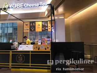 Foto review Yobe Cheese Tea oleh riamrt  2