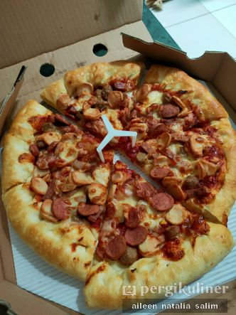 Foto Makanan di Pizza Hut Delivery (PHD)