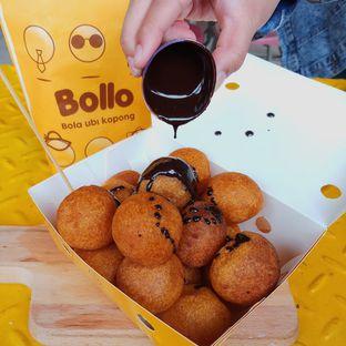 Foto review Bollo Bola Ubi Kopong oleh Shinta Devi || @jajandulu.ah 1