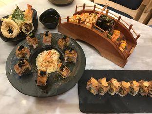 Foto 5 - Makanan di Kintaro Sushi oleh inri cross