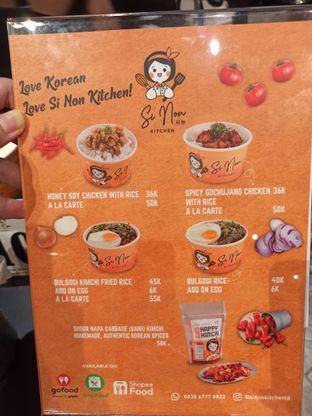 Foto review Si Non Kitchen oleh Junior  5