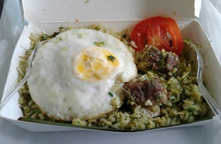 Foto - Makanan di Chop Buntut Cak Yo oleh IG: @hannybhunny