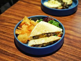 Foto 2 - Makanan(Truffled grilled cheese) di Stribe Kitchen & Coffee oleh foodstory_byme (IG: foodstory_byme)