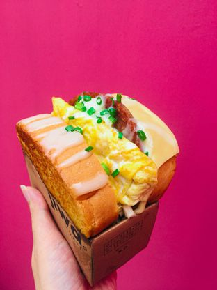 Foto 1 - Makanan di Jiwa Toast oleh Maria Teresia
