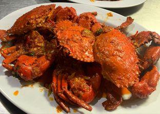 Foto 1 - Makanan(Kepiting Saus Torani) di Rumah Makan Torani oleh hasan soebrani